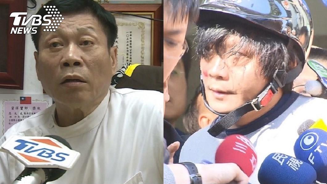 法醫高大成(圖左)稱要是王景玉(圖右)日後又出來殺人,質疑法官是否該負責。(圖/TVBS資料照) 氣喊「台灣殺人真的不會判死刑!」法醫:若再犯法官負責