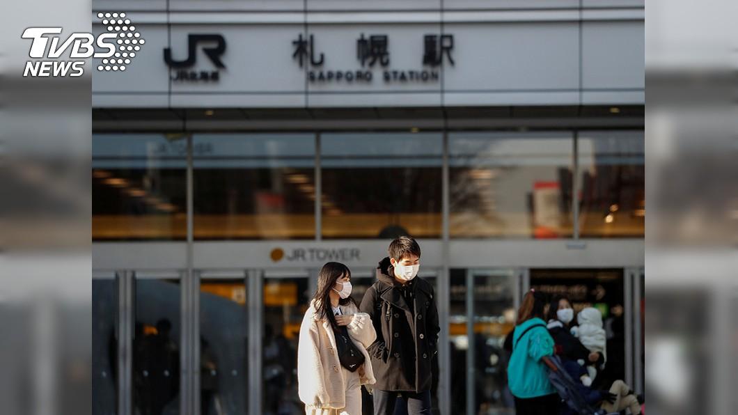 圖/達志影像路透社 日本緊急事態擬擴大 愛知京都北海道為可能對象
