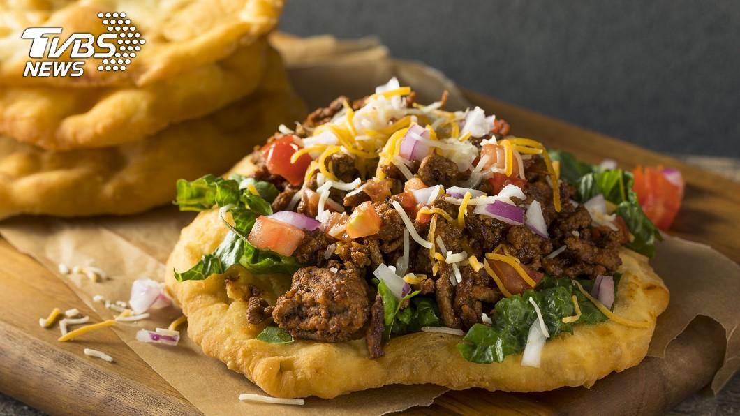 示意圖/TVBS 原住民糧食成熱門小吃 「印第安炸麵包」飄香加州
