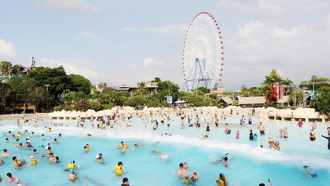 麗寶樂園渡假區999元無限暢遊雙樂園3個月。(圖/麗寶集團提供) 麗寶線上旅展優惠搶一波 下殺3.5折千元暢玩雙樂園