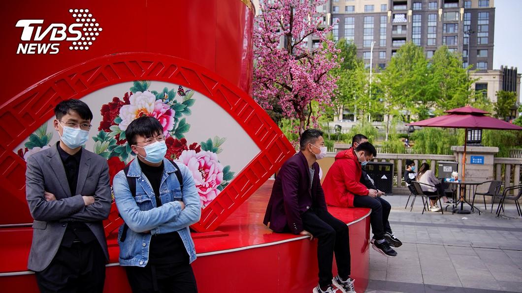 圖/達志影像路透社 武漢宣布投放21億消費券 實為抵用且須搶券