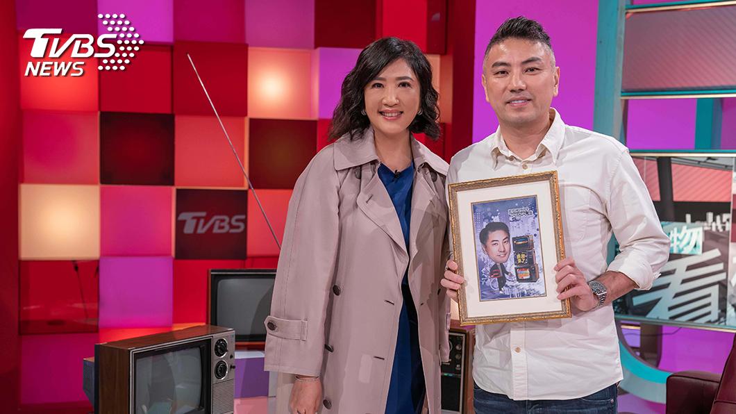 圖/TVBS提供 製作140個節目 詹仁雄的創造力心法竟是?!