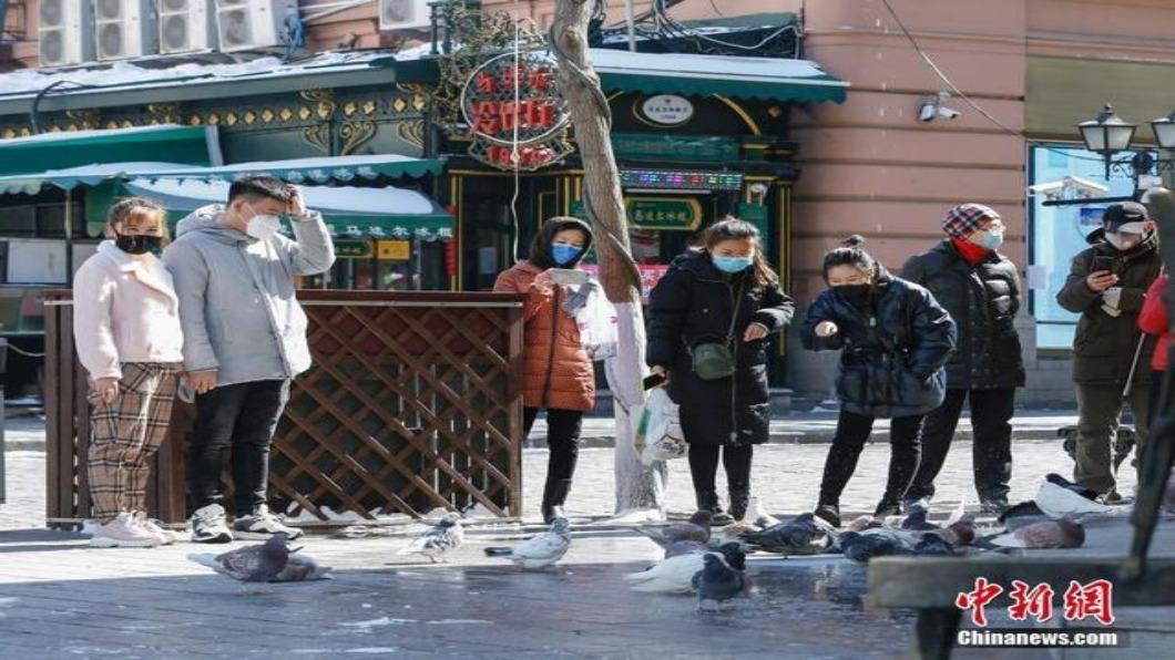圖/翻攝自 中新網 超級傳染者「1傳57人」跨省牽連內蒙古