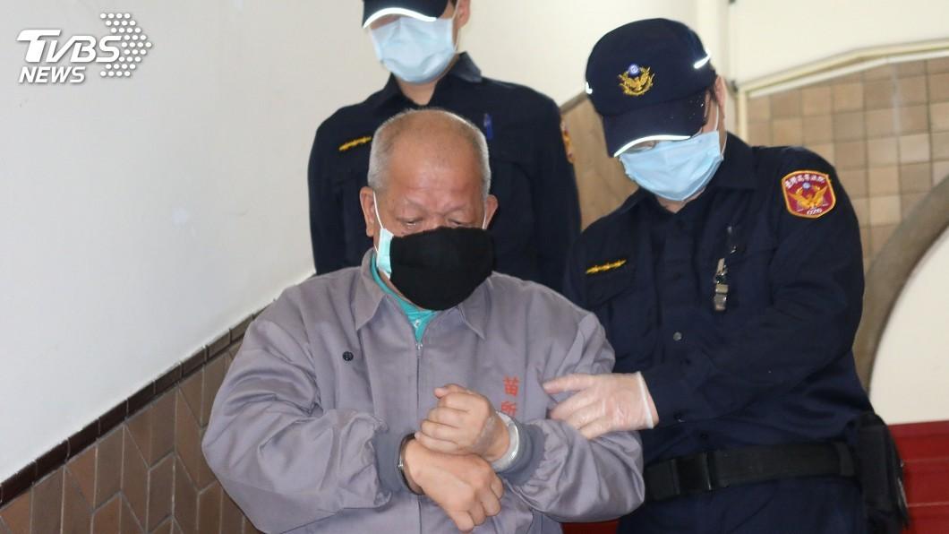 圖/中央社 七七行館地上物案更審 劉政池當庭認罪求輕判