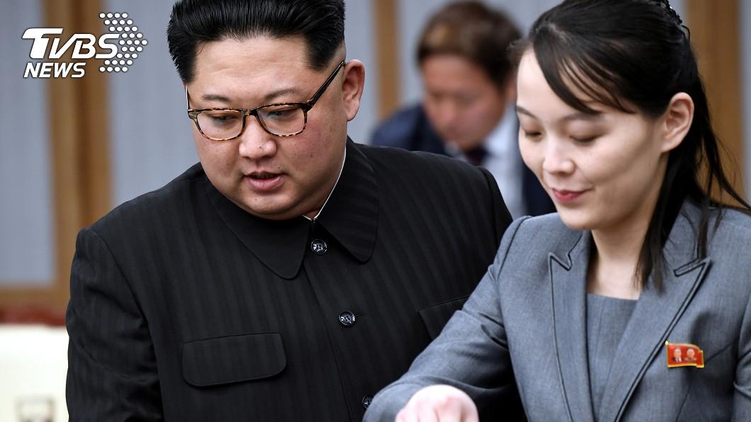 圖/路透社 金正恩病危妹妹繼位接棒? 美韓中消息不一致