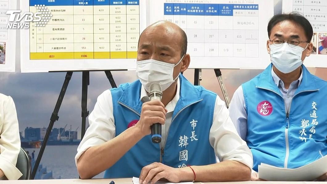 圖/TVBS 尚有24官兵拒疫調 韓:下午5時前再拒配合將開罰
