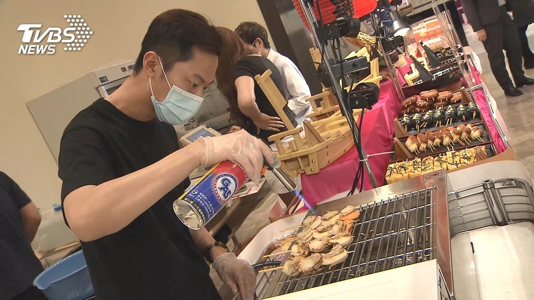 圖/TVBS 防疫不出國 百貨母親節拚「日韓展」搶客