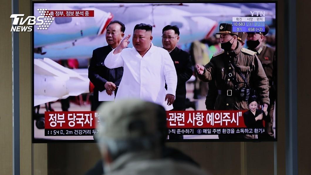 圖/達志美聯社 神隱11天! 北韓官媒報金正恩致電阿薩德