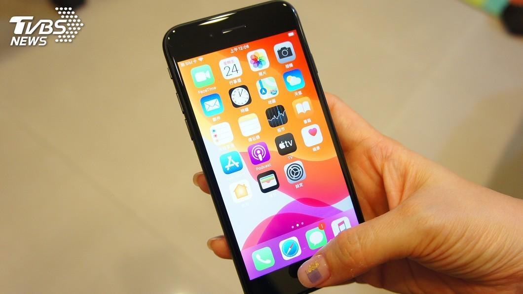 圖/中央社 iPhone SE新機評測 達人:剛性需求浮現恐缺貨