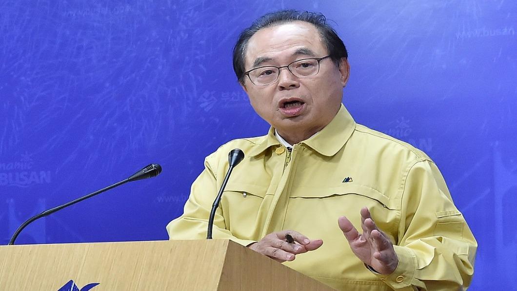 圖/翻攝自 維基百科 韓政壇再爆大咖性醜聞 釜山市長閃辭道歉