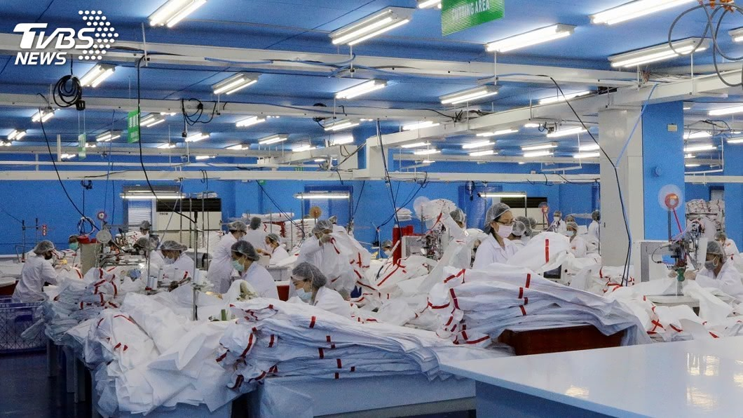 美衛生部長訪口罩國家隊 經濟部分享防護衣經驗