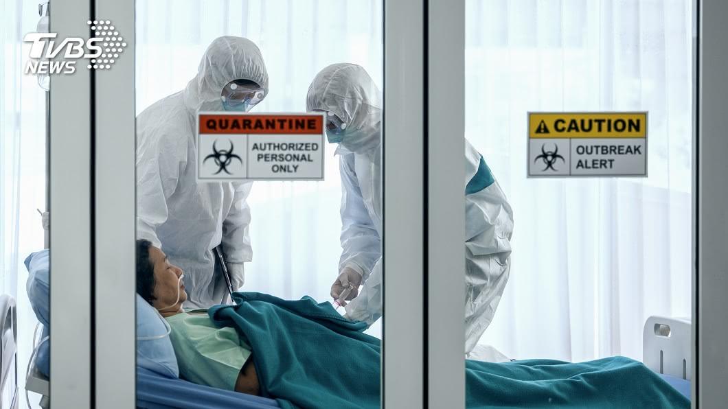 示意圖/TVBS 有抗體也會受感染 韓3病患「三度確診」