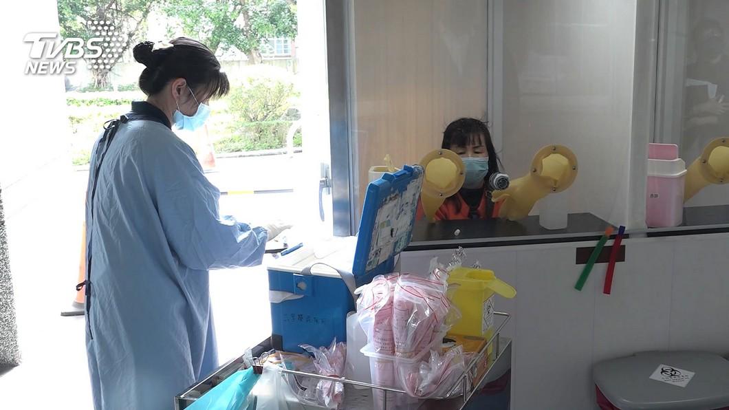 圖/TVBS 自費篩檢需提需求證明 18家醫院可驗