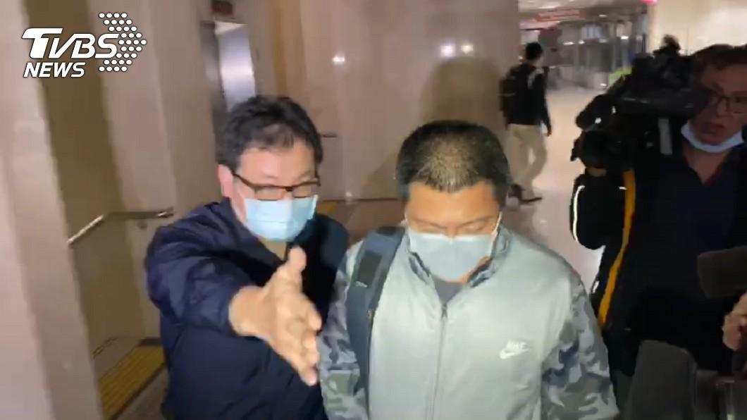圖/TVBS 錢櫃大火釀5死 工頭「過失致死」等3罪送辦10萬交保