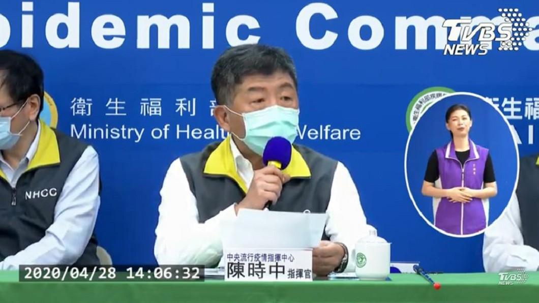 (圖/TVBS) 台灣邁入抗疫100天 連3日無新增病例