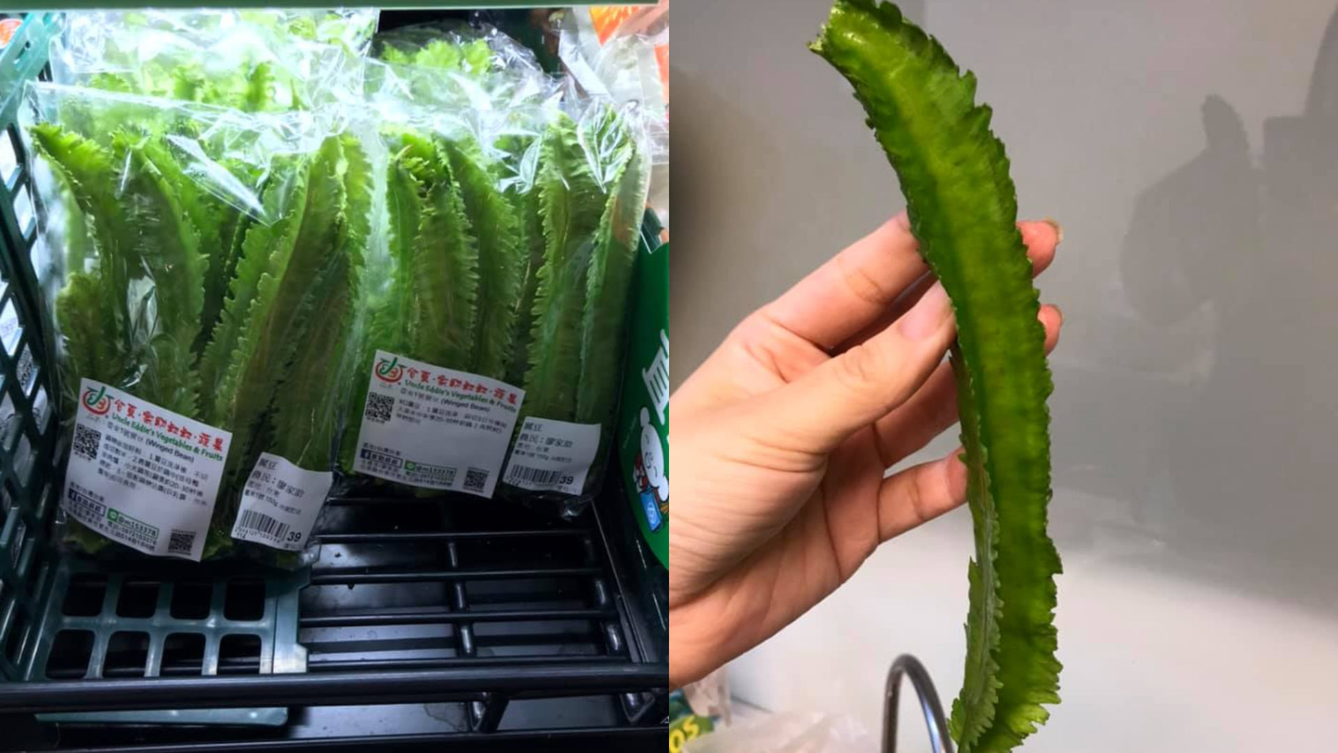 (圖/翻攝自我愛全聯-好物老實說) 逛全聯驚見「謎樣蔬菜」 老饕曝神吃法:吃一次就愛上