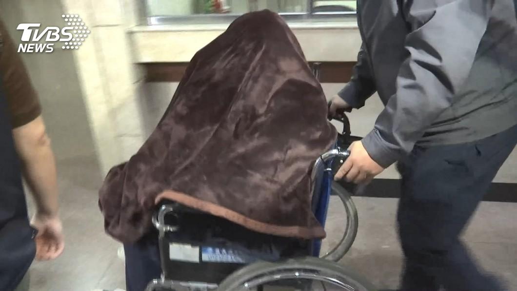 圖/TVBS 涉冒充李嘉誠秘書詐騙口罩未遂 黃琪遭聲押禁見
