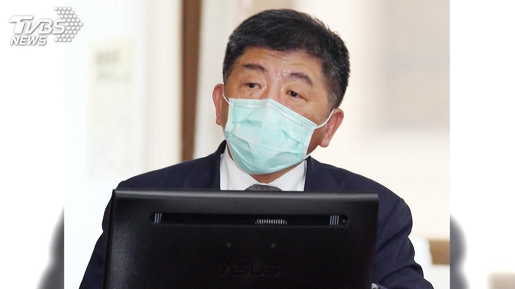 圖/中央社 陳時中:有防疫準備下 研議放寬重要經貿往來