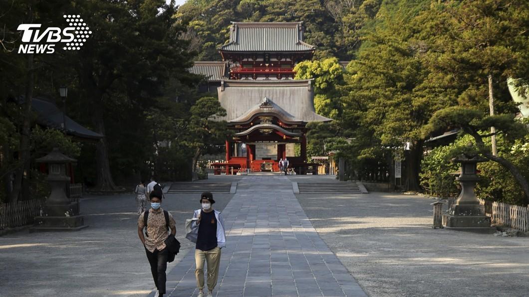 圖/達志影像美聯社 史上最冷清黃金週 日本人拚防疫不出遊