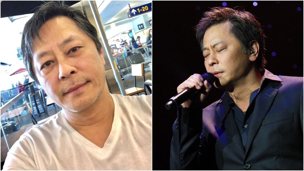 (圖/翻攝王傑微博) 被下毒傷嗓退歌壇3年又遭冒名詐騙 王傑近況曝光