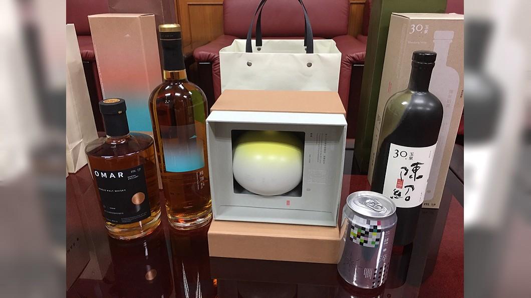 圖/台灣菸酒公司提供 2020總統就職紀念啤酒 5/6搶先超商上架