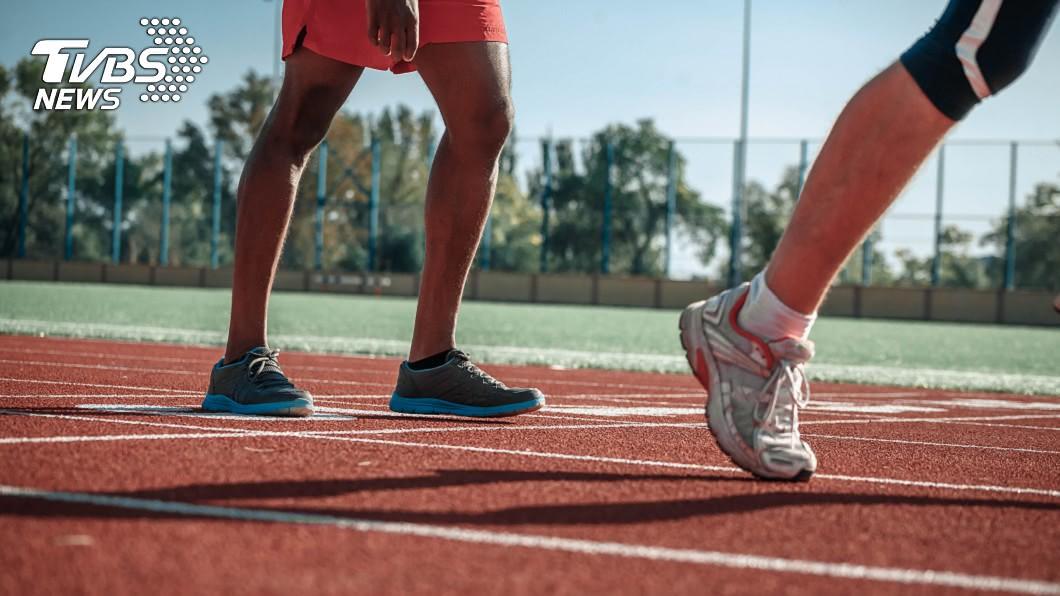 跑步是每所學校體育課時的必備課程。(TVBS資料示意圖) 陸2國中生體育課突猝死 家長怨:都是「戴口罩」害的