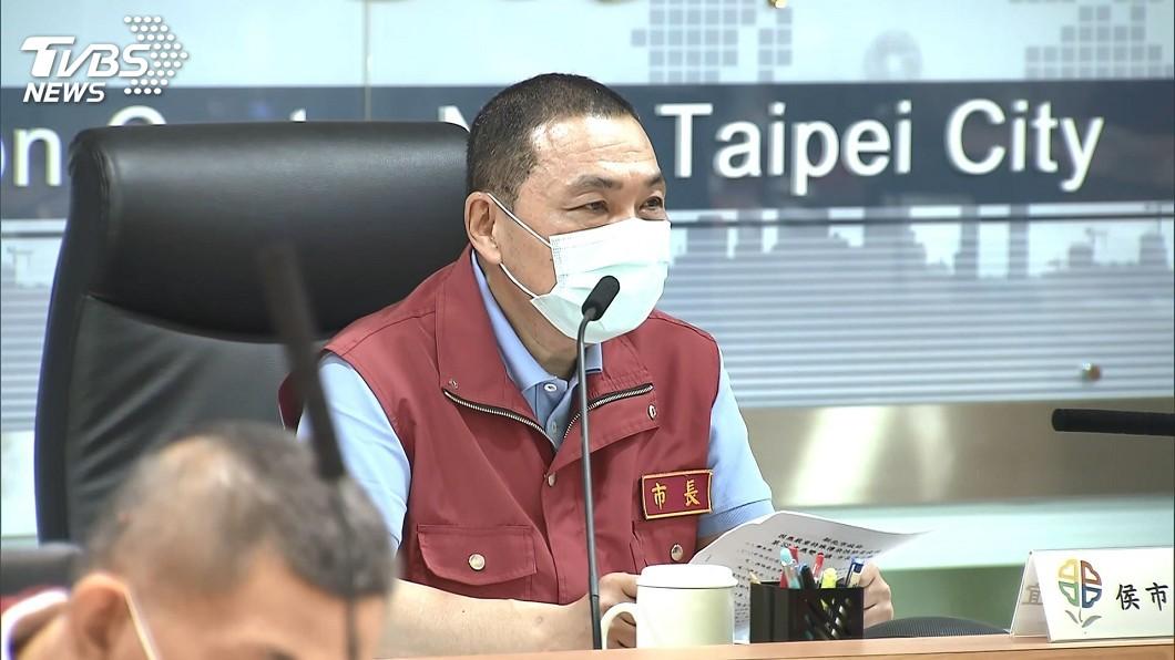 新北市長侯友宜。(圖/TVBS資料畫面) 罷韓通過後高喊「正面迎戰」 侯友宜籲團結贏回高雄