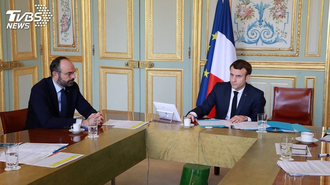 圖/達志影像路透社 法國總理民調超前總統 雙頭馬車疑現裂痕