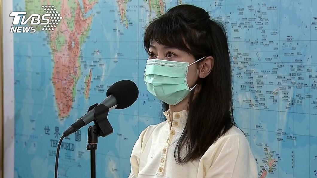 民進黨立委高嘉瑜。(圖/TVBS) 半小時打8通!高嘉瑜爆深夜被司法院秘書長大罵