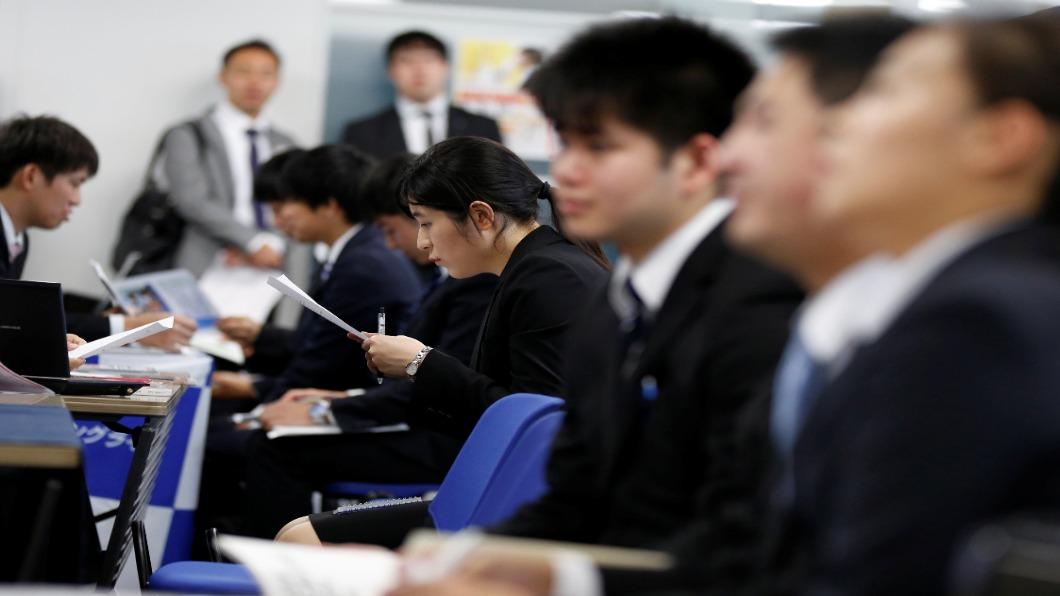圖/達志影像路透 二戰後最糟經濟 日本失業恐增百萬人