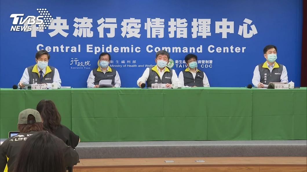 圖/TVBS資料畫面 全國三級警戒 20日起每天舉行全國防疫會議