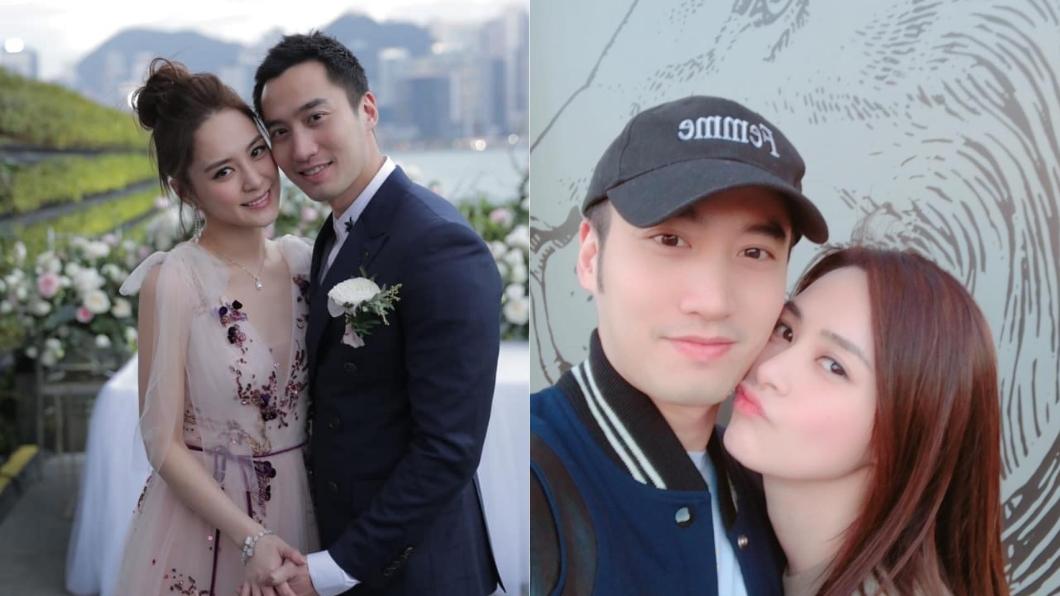 阿嬌與賴弘國結婚2年,驚傳已離婚。(圖/翻攝自阿嬌臉書) 結婚不到2年!阿嬌驚爆離婚醫師尪 認了:已簽協議