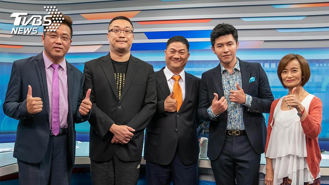 圖/TVBS提供 羅志祥調虎離山 朱學恆:「腥風血雨計謀戰已經開始!」