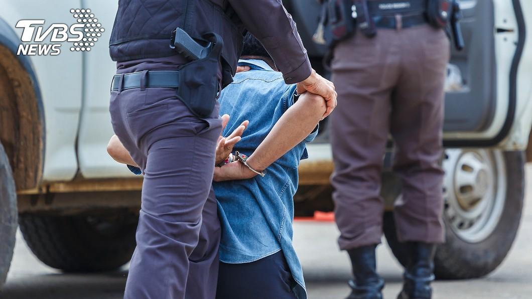 英國警方用屁聲找到犯人。(示意圖/TVBS) 好強勁的一陣風!警險追丟犯人 突傳「超響屁」循聲抓到