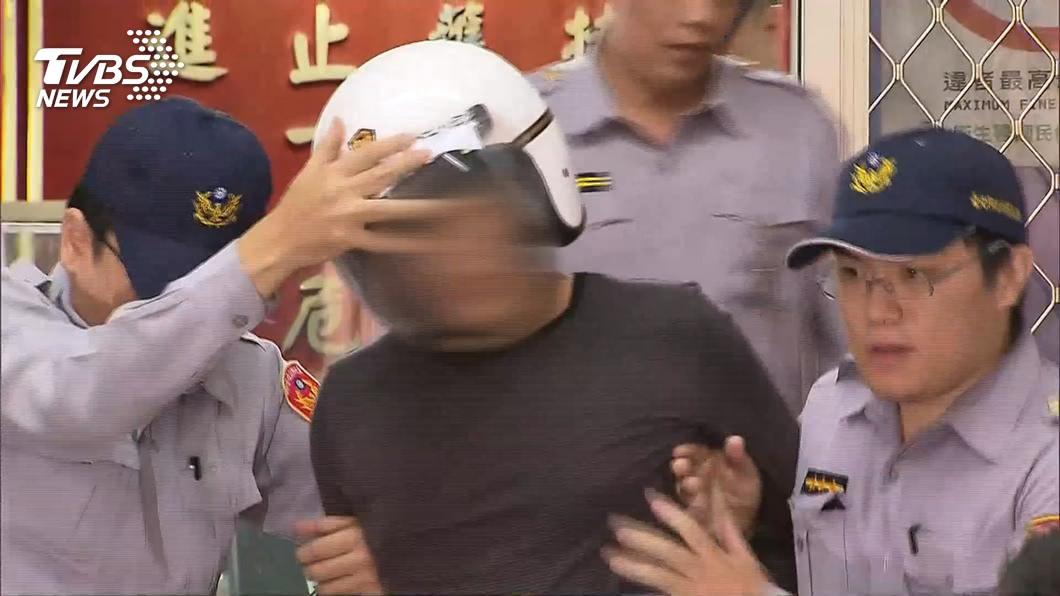池男長期吸毒,法官認定他因此出現幻聽、被害妄想判無罪。(圖/TVBS資料畫面) 潛校園挾男童掛4樓外牆!毒蟲「無罪」再偷500萬黃金