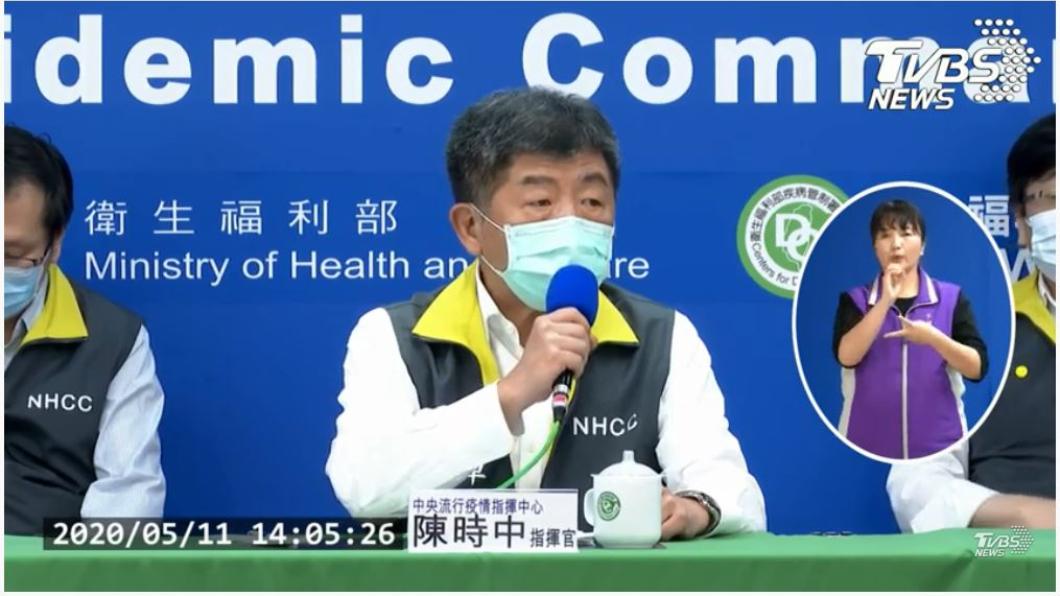 圖/TVBS 新冠肺炎又添1死 40多歲男多重器官衰竭亡