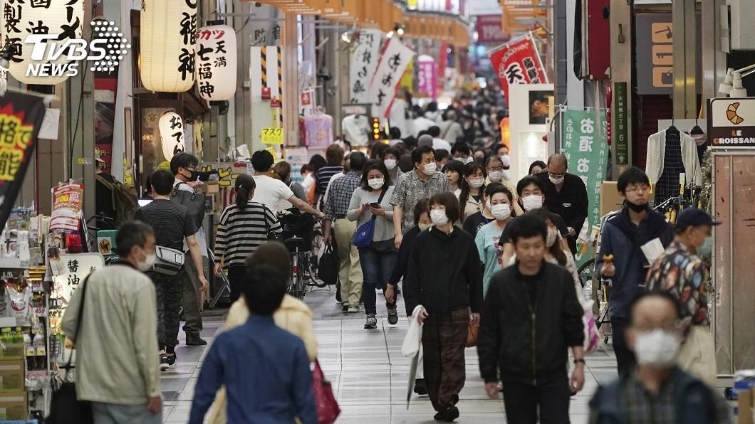 圖/達志影像美聯社 檢舉、騷擾仍開業店家 日本出現「防疫魔人」