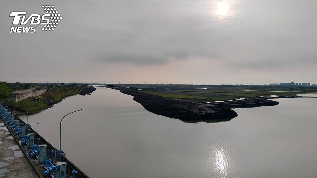 圖/南區水資源區提供 高雄市山區降雨  南水局:仍不足紓解旱象