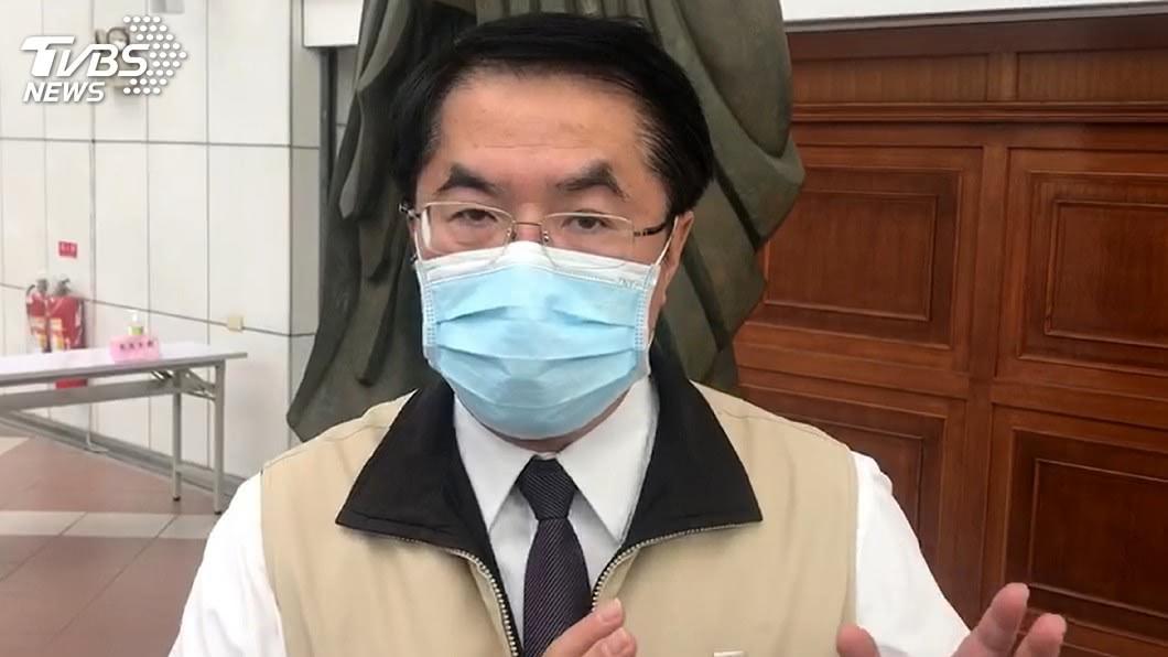 圖/中央社 520「保位」戰? 黃偉哲表態:支持特赦陳水扁