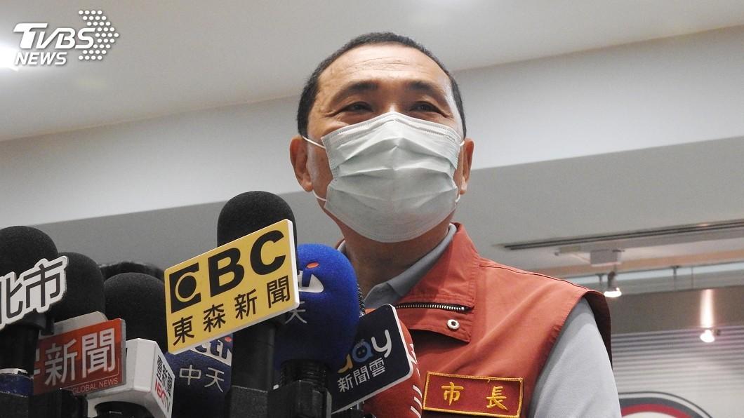 圖/中央社 憂防疫「易收難放」 侯:宗教群聚不可掉以輕心