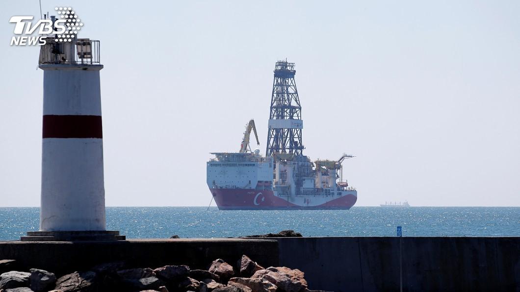 圖/達志影像路透社 吹皺東地中海一池春水後 土耳其將在黑海鑽探石油
