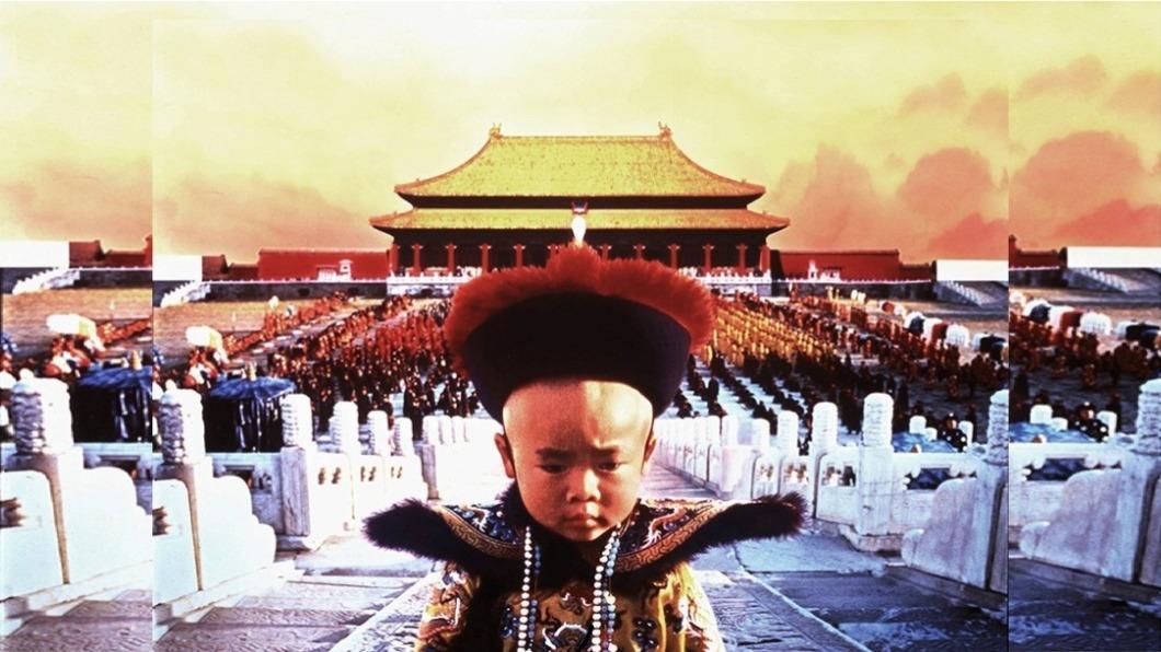 圖/畫面提供 甲上娛樂 32年經典數位修復 溥儀傳奇.封鎖紫禁城拍攝