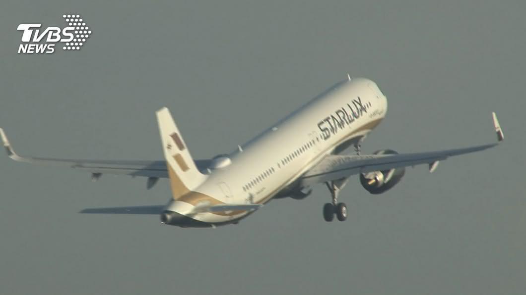 星宇航空開賣飛曼谷、大阪機票。(圖/TVBS) 星宇航空開賣曼谷、大阪 來回票價2萬3千元起