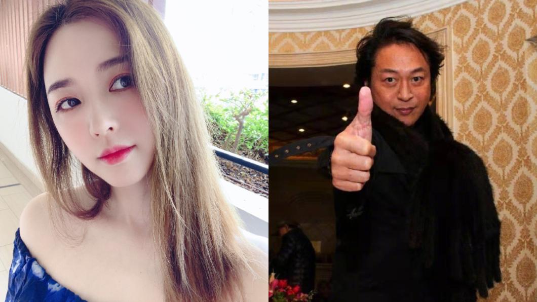 (圖/翻攝自馬景濤、吳佳尼微博) 馬景濤離婚小21歲女星 遭爆「吃軟飯」內幕