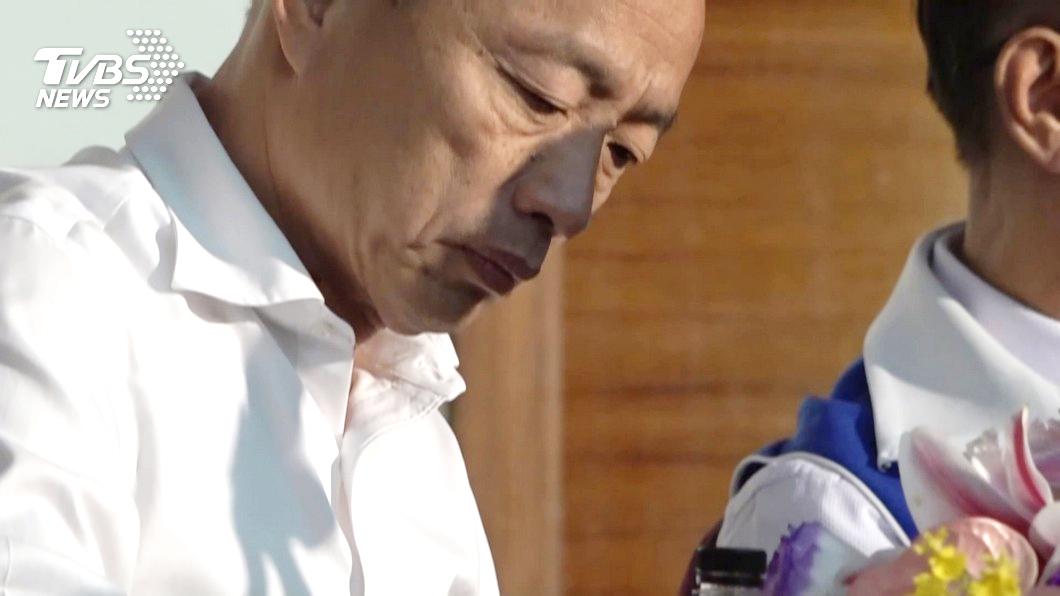 圖/TVBS 韓國瑜還有活路!綠委曝「1保位奇招」助攻登大位