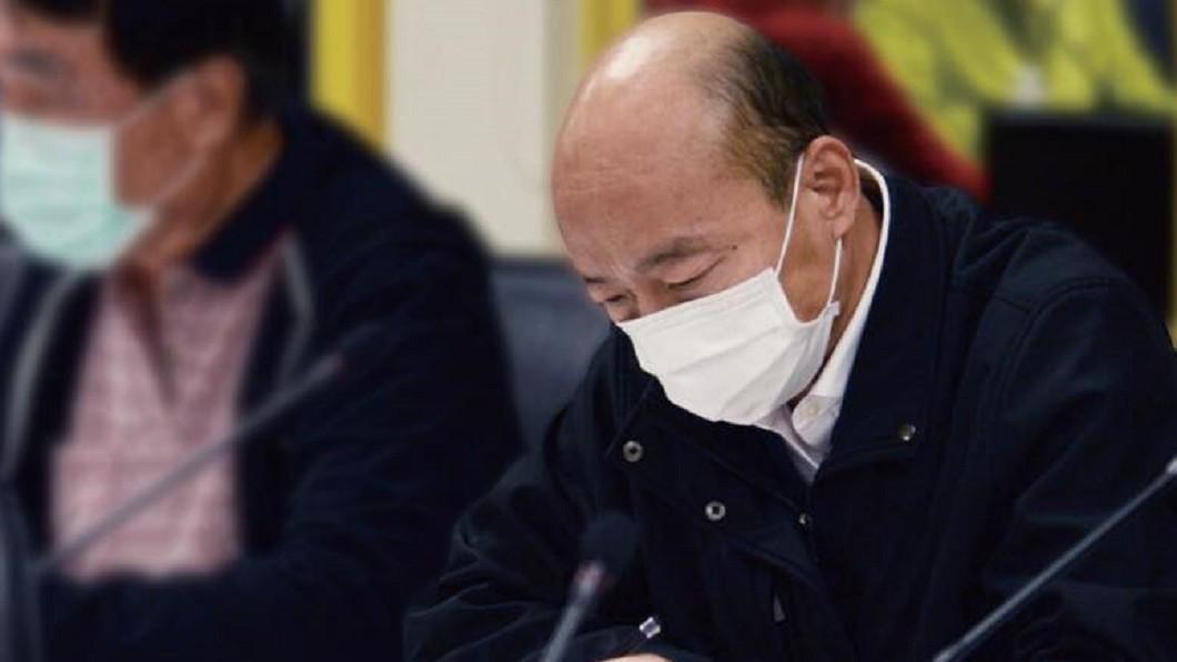高雄市長韓國瑜的罷免案將於6月6日舉行投票。(圖/翻攝自韓國瑜臉書) 韓國瑜上任以來狂做1事 他抱不平:高雄人在意嗎?