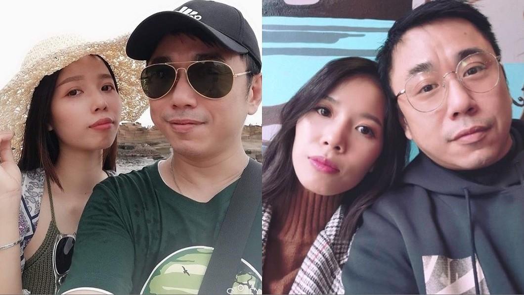 小彬彬已和小英在越南登記結婚。(圖/翻攝自小彬彬妻子小英Anna Nguyễn臉書) 認了梅開三度娶越南嫩妻!小彬彬曝兒力挺:爸爸還年輕