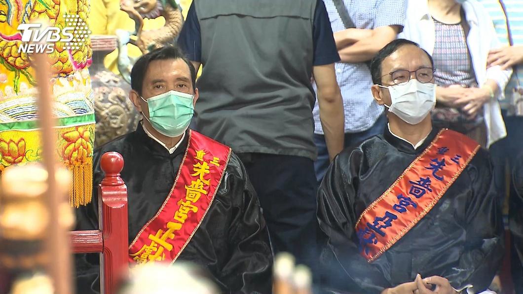 圖/TVBS 韓國瑜籲不投罷免 馬英九:由人民自己決定