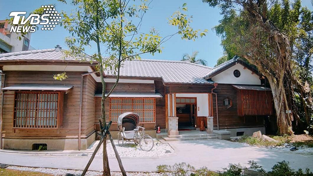 圖/台北市文化局提供 松山療養所長宿舍老屋重生 化身藝文療癒空間