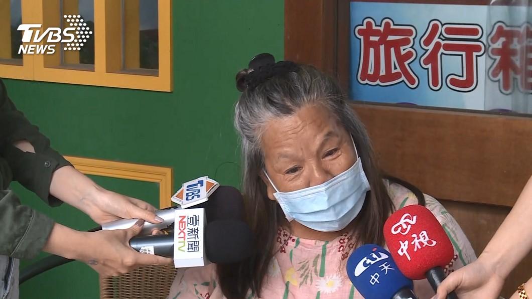 圖/TVBS  男入獄11天顱內出血死亡 家屬質疑遭重擊